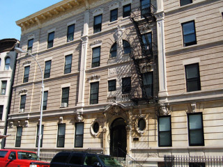 Exterior 186 Prospect Park West